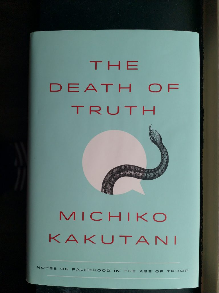 Boekcover_Michiko-Kakutani_Death-of-truth
