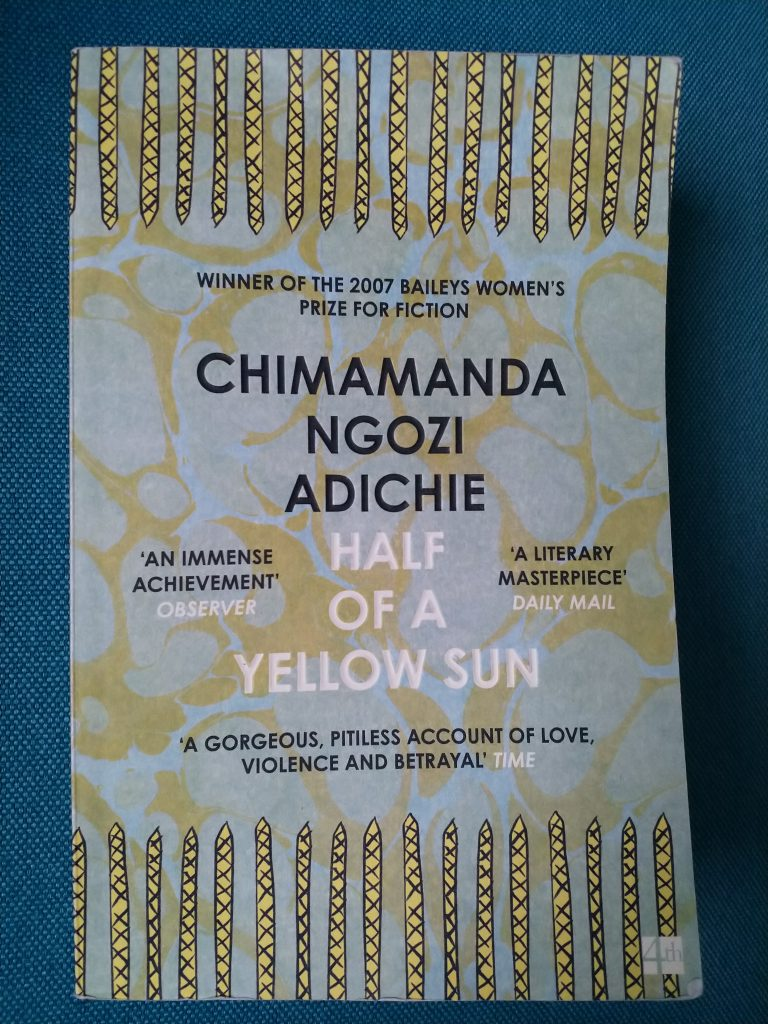 Chimamanda Ngozi Adichie - Half of a yellow sun