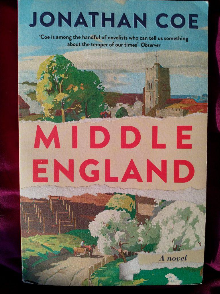 Jonathan Coe - Middle England