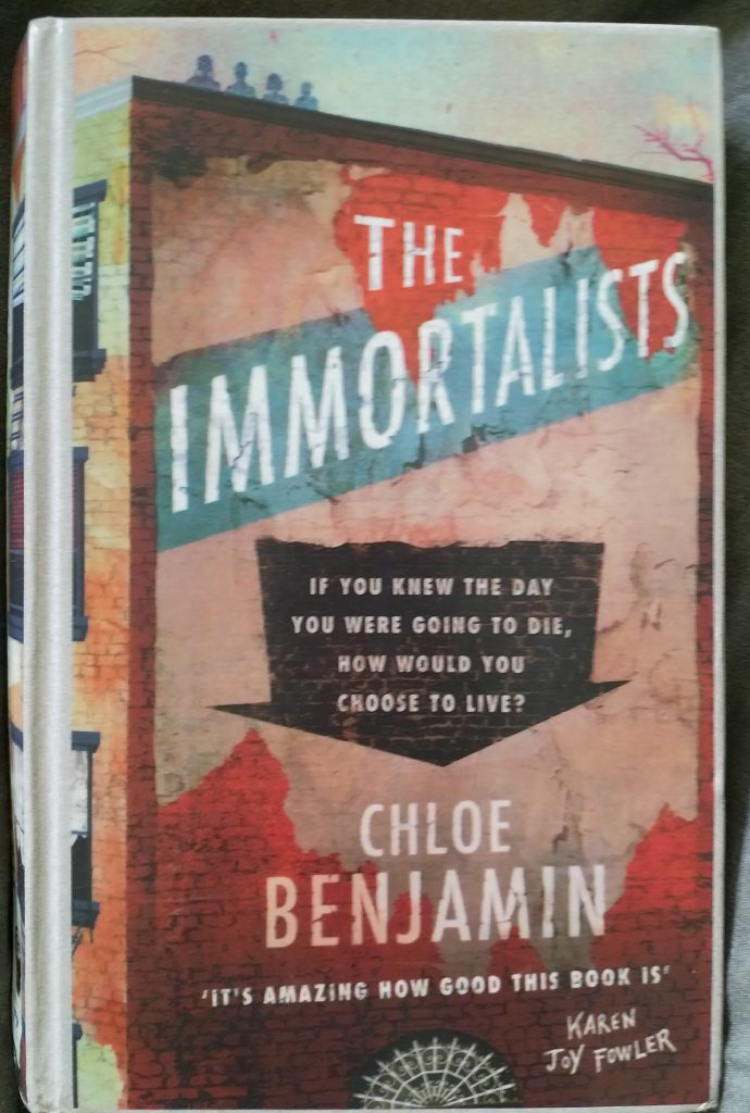 Chloe Benjamin - The Immortalists
