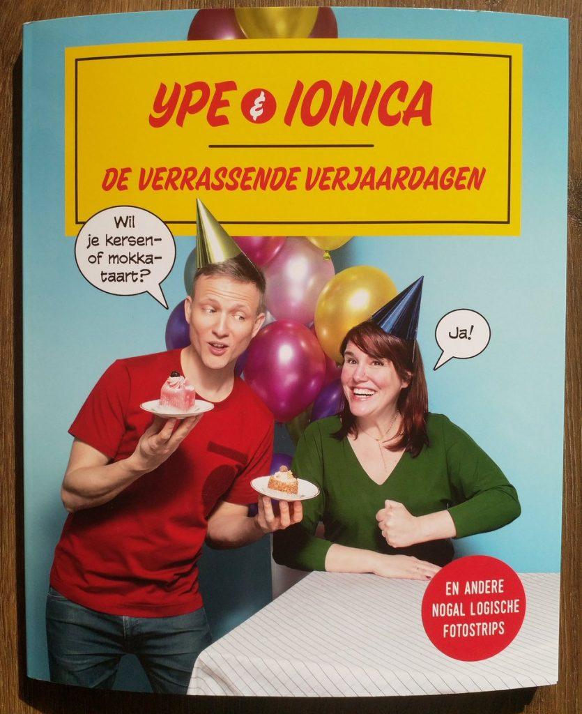 Ype Driessen en Ionica Smeets - De Verrassende Verjaardagen