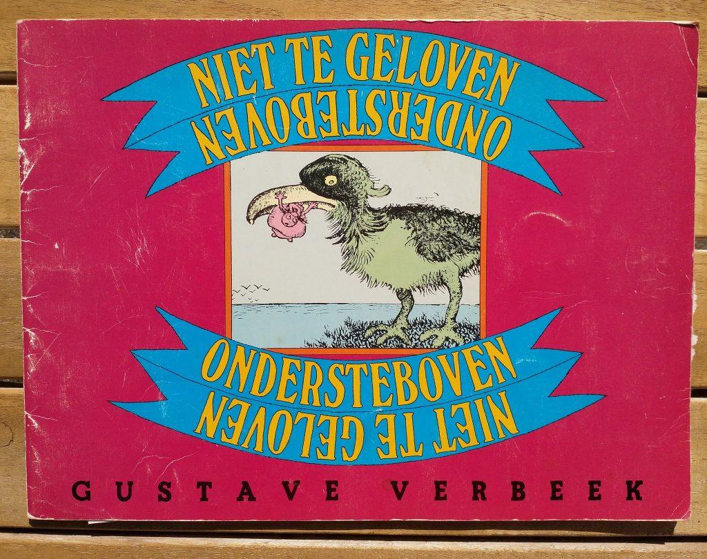 Gustave Verbeek - Niet te geloven ondersteboven